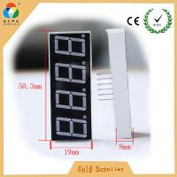 Best Annual Promotion! high quality 0.56-inch four 4 digit 7 segment led display with different colors wholesale