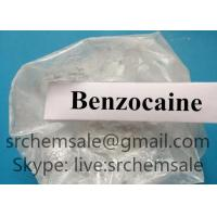China Benzocaine Raw Trenbolone Acetate Powder Steroids Anesthetic Pain Killer Powder 99.9% Purity on sale
