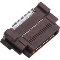 Best LCP Material 0.635mm Male Board to Board Connector 250V AC Voltage wholesale