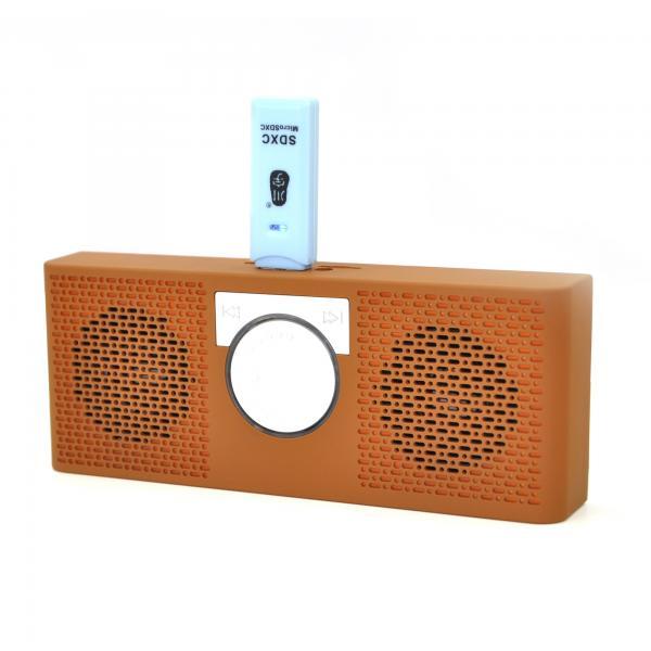 Details of Commercial Black Bluetooth Cube Speaker