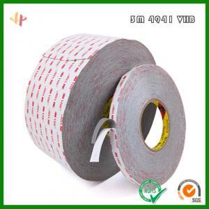 Best 3M4941VHB high strength foam double-sided tape _ 3M4941VHB high-performance double-sided adhesive supply wholesale