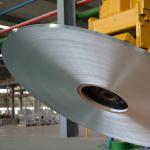 Best High Strength Aluminium Foil Strip 4343 / 3003 / 7072 Alloy For HF Welded Radiator Tube wholesale