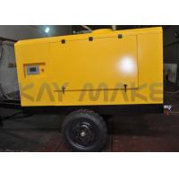 Best Portable Diesel Screw Air Compressor With Simple And Reliable Air Control System wholesale