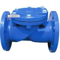 Quality Swing Check Valve DN250 Connect Flange By JIS 10K And  Length is 622 mm wholesale
