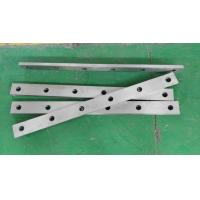 Best High Speed Steel Cutting Blade / Metal Rotary Shear Blades For Cut Sheet Metal wholesale