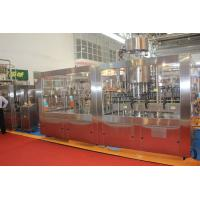 Best Electric Brewery Production Line Adjustable Speed With PLC Control Panel wholesale