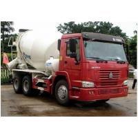Best SINOTRUK HOWO 6X4 Concrete Mixer Trucks wholesale