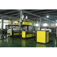 Best Zhejiang Vinot Wide In Width high speed PE Air Bubble film making  Machine 2500mm suitable LLDPE LDPE and HDPE DYF-1800 wholesale