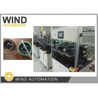 China E-Bike Wheel Coil Winding  Machine For Brushless 12 / 24 / 36 poles Hub Motors on sale