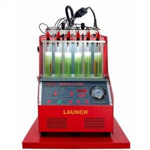 Best LAUNCH CNC602A Fuel Injector Cleaner Machine , CNC 602A Advanced Electromechanical Machine wholesale