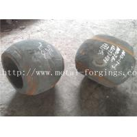 Best F60 Duplex Stainless Steel Ball Valve Forging Rough Machined Custom Forgings wholesale