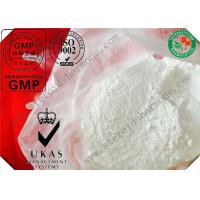 Quality Meropenem CAS 119478-56-7 Pharmaceutical Raw Materials For Lose Weight / Fat Burning wholesale