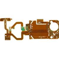 Best 2 Layer Polyimide HASL Gold Plating Fishing Flex Rigid PCB With OEM Services wholesale