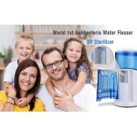 Best Nicefeel dental care water pick jet flosser UV lamp oral irrigator with 7 tips wholesale