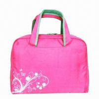 Best Pink 15.6-inch Computer Fabric Waterproof Bag for MacBook Air wholesale