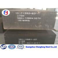 Best Plasitc Die Hot Rolled Alloy Steel DIN 1.2738 For High Demand Large Plastic Mould wholesale