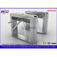 Best ID / IC Access Control Tripod Turnstile Gate , Standard Automatic Systems Turnstiles wholesale