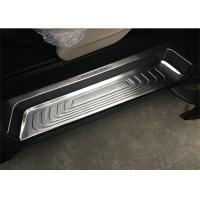 Best Steel Side Door Sill Scuff Plate For New Mercedes - Benz Vito 2016 2018 wholesale