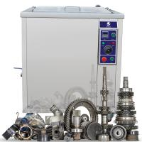China Injection Moulds / Dies And Tools Industrial Ultrasonic Parts Cleaner , Ultrasonic Cleaning Unit on sale