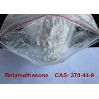 China Glucocortocoid Steroids Betamethasone CAS 378-44-9 Betamethasone Base Anti-inflammatory and Anti-allergic Drug on sale