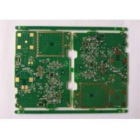 Buy cheap Multilayer PCB Board Lead Free 1ENIG 2OZ FR4 1.6mm for custom made from wholesalers