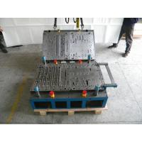Best 2900kg Progressive Stamping Die 0.05mm For Sony TV Shield Source Part wholesale