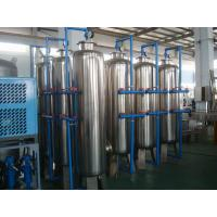 Best Ion Exchanger City Water Treatment System RO Water Purifier Machine wholesale