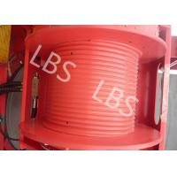 Best Safe 10-Ton Windlass Winch Ship Deck Machinery Carbon Steel Material wholesale