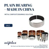 Best Metric Standard Size Available Cylindrical Bearing Composite Bushing wholesale