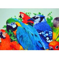 Best Bright Color Inkjet Cotton Canvas Digital Printing Lifelike Active Graphics wholesale