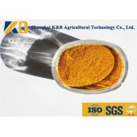 Cheap Golden Brown Granular High Protein Powder For Animal Eating Additive for sale