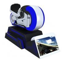 Best Virtual Reality Manufacturer Arcade Dynamic VR Car Racing Motorcycle VR Driving Simulator wholesale