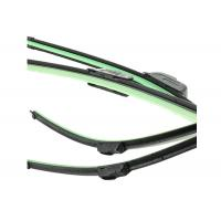 Best Beam Soft Rubber Frameless Wiper Blades / Car Front Windshield Replacement wholesale