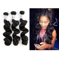 Best BV Brazilian Hair Extensions / Indian Remy Human Hair 10 Inch To 30 Inch wholesale
