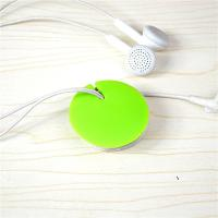 Best Round Shaped ABS Magnet Cable Drop Clips Beadphone Wire Manager For Headphone wholesale