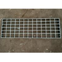 Best Hot Dipped Galvanized Steek Stair Treads Customized Size 30mm Pitch wholesale