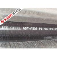 Best ASTM A335 P5 Alloy Seamless Steel Pipes wholesale
