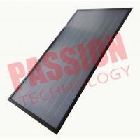 Best High Performance Flat Plate Solar Collector CE / PED Approved Ultrasonic Welding wholesale