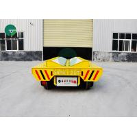 Best Heavy Duty Steel Coil Handling Electric Flat Car Battery Powered With E Frame wholesale