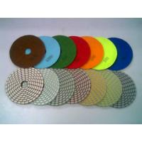 Best High working efficiency diamond polishing pads for marble,granite wholesale