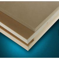 Best Wood Plastic Waterproof Hardboard Sheets Composite Plywood Matte Insulation wholesale