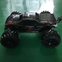Buy cheap Two Channel Off Road Electric RC Car 2.4GHz 1/10th With Long Range Control from wholesalers