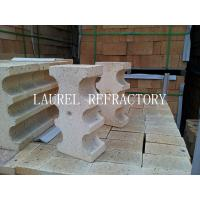 Quality Special Shape Refractory High Alumina Clay Bricks For Fireplace wholesale
