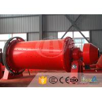 Best Building Materials Ball Mill Equipment Dry Grinding Ball Mill ISO 9001 Certification wholesale