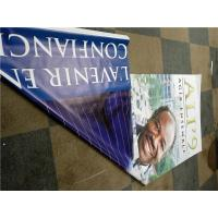 Best Double Sided Printing PVC Banners with Pole - Custom 2 Sided Pole Banners wholesale