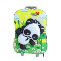 Best Eco-Friendly Kids Trolley Luggage Wheeled Lightweight Personalized wholesale