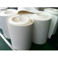 Best Portable PU Polyurethane Curved Conveyor Belt Material High Straightness wholesale
