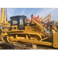 Best New Painting Second Hand Bulldozers Caterpillar D6G , Small Crawler Dozer wholesale