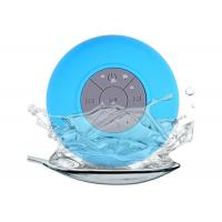 Best Water Resistant Mini Wireless Bluetooth Speaker / Mini Bluetooth Shower Speaker wholesale
