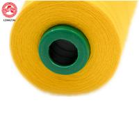 Best 40S / 2 5000 yarns High Tenacity  Dyed 100% Polyester Sewing Thread wholesale